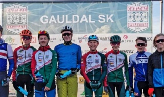 Tambarskjelvesprinten 2019