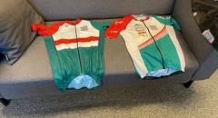 Sykkelklær i nytt design kan bestilles nå!