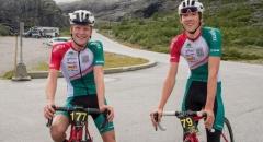 Sondre Svensli – ny løyperekord i Trollstigrittet
