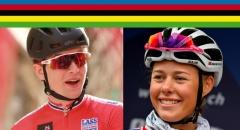 To av våre tidligere rytter sykler VM i Belgia