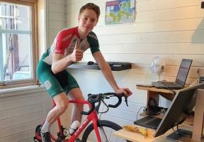 Erik vinner NCF Vinter Cup 2021 - Runde 7